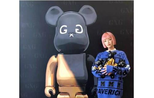 """从日本到中国,GXG xBE@RBRICK打造潮流新""""宠"""""""
