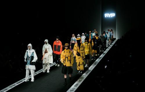 FYP登陆SS2020 上海时装周发布城市游牧系列