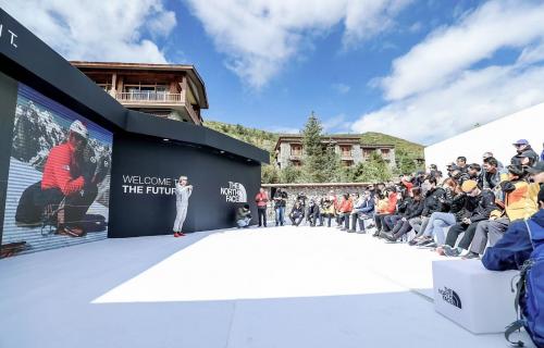 The North Face全新发布新一代自有面料科技--FUTURELIGHT