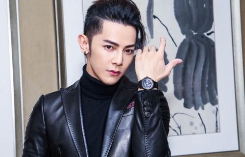 汪东城携手天王表X-MAN系列,缔造潮流新风尚