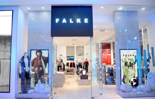 FALKE鹰客成都店开幕 带来舒适性与时尚性