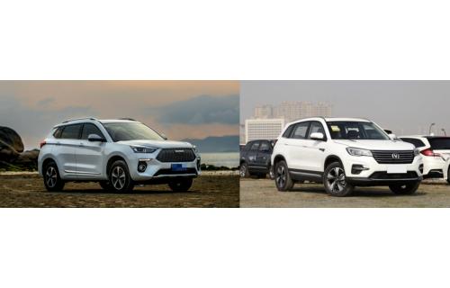热门自主SUV重磅对决 新哈弗H6 Coupe、长安CS75全面PK