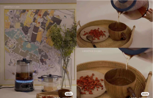 秋季养生好物推荐   厨房黑科技卡梭CASO养生壶你值得拥有